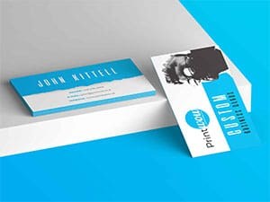 Thick Business Cards   PrintWow