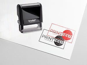 Custom Stamps by Print Wow